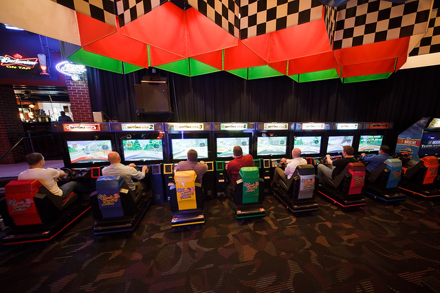 Reviews on Places Like Dave and Busters but Not in Austin, TX - Pinballz Arcade, Main Event Entertainment, Arcade UFO, K1 Speed, Dave & Buster's, Pinballz Lake Creek, High Five Entertainment, Kung Fu Saloon, Epic Fun, GattiTown.