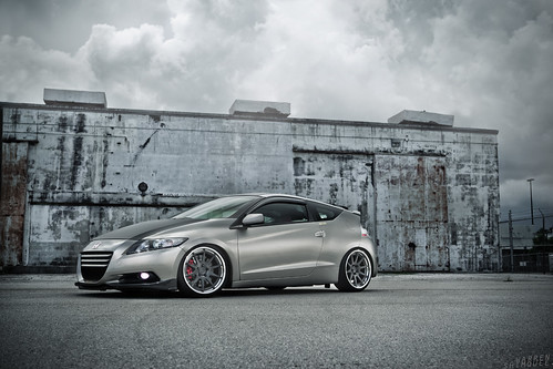 Fortune Garage / Tjin Edition Honda CR-Z