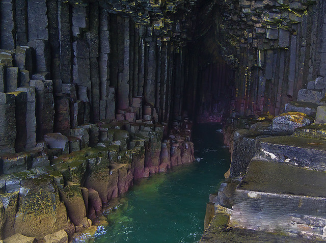 Fingal's Cave Staffa