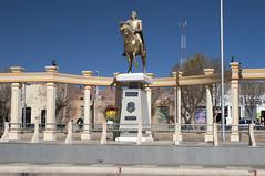 Monumento a Simon Bolivar in Villazon