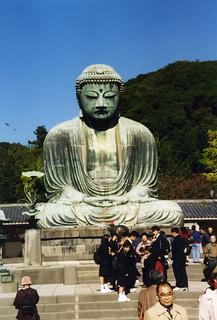 Kamakura, Daibutsu (Great Buddha)