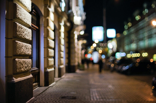 Moscow's Bokeh by ru0905