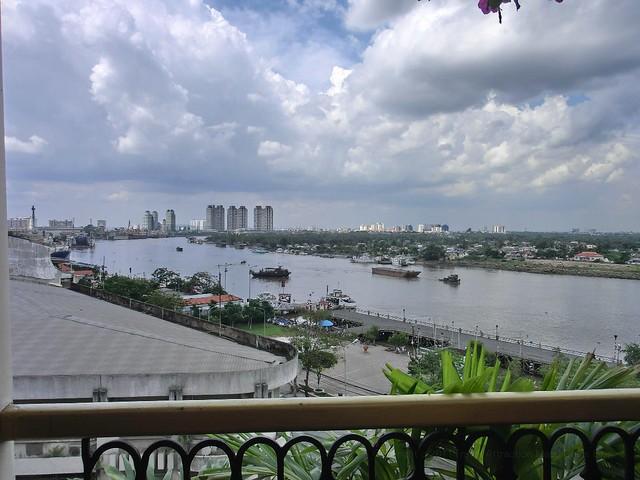 ホテル マジェスティック サイゴン(Hotel Majestic Saigon)&憧れのBREEZE SKY BAR(ブリーズ スカイ バー)
