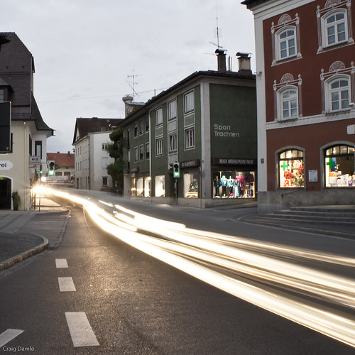 longexposure germany trail lighttrail holzkirchen nex5