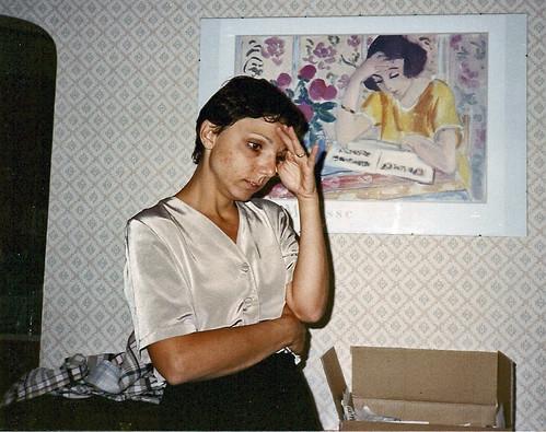 Newbury - c1986 - Portrait of the Wife - Life Imitating Art