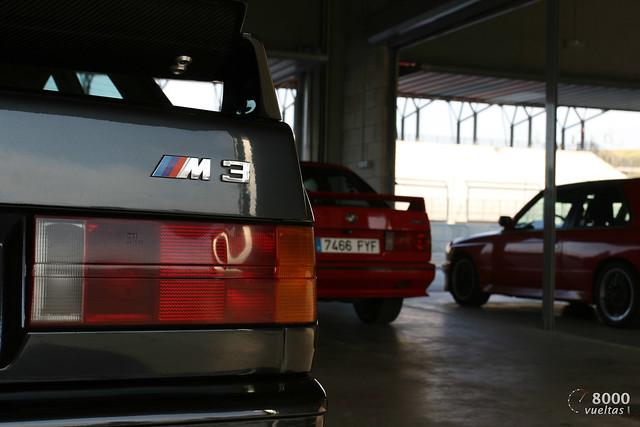 20 años M3 E30 Club M