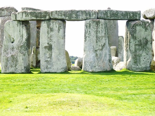 Stonehenge Prehistoric Site, England
