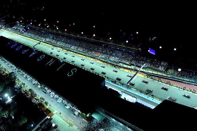 Singapore Grand Prix 2011