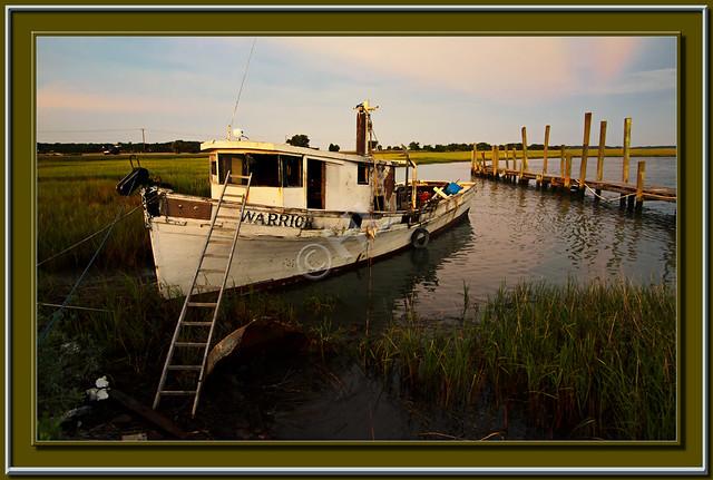 The Warrior - Trawler