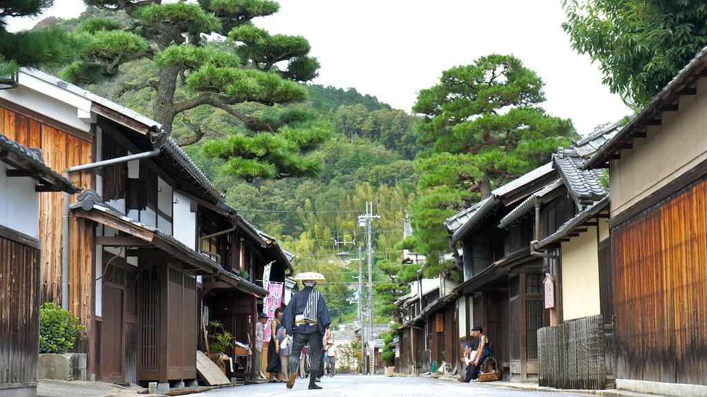 Omihachiman, Shiga Prefecture