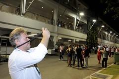 F1 Singapore GP 2011