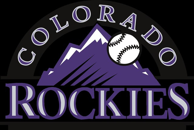 Colorado Rockies: Primary Logo 2.0 from Flickr via Wylio