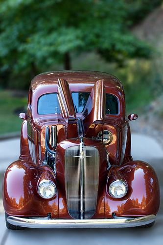 auto red usa blur classic chevrolet car vintage woodland washington restore restored wa canonef70200mmf28lisusm canoneos5dmarkii canon5dmarkii