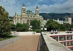 Monaco Monte-carlo - Opéra