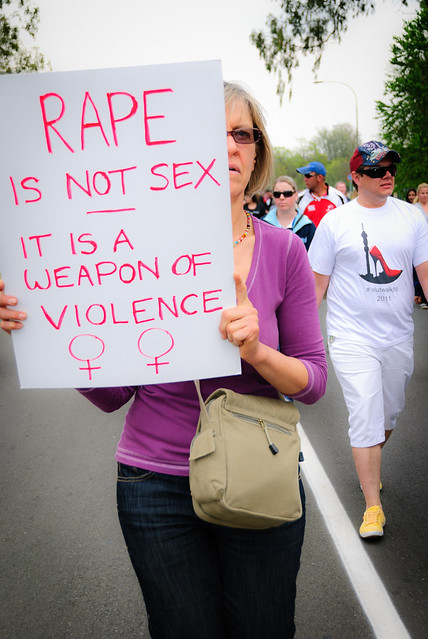 Rape is NOT sex