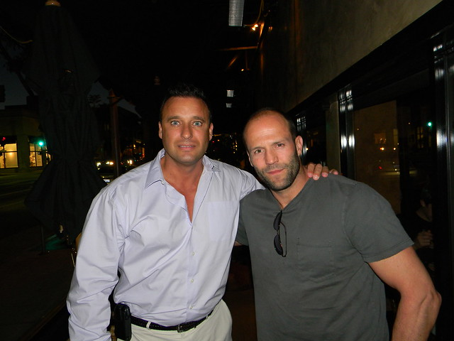 Darren-Chaker & Jason-Statham - Killer Elite