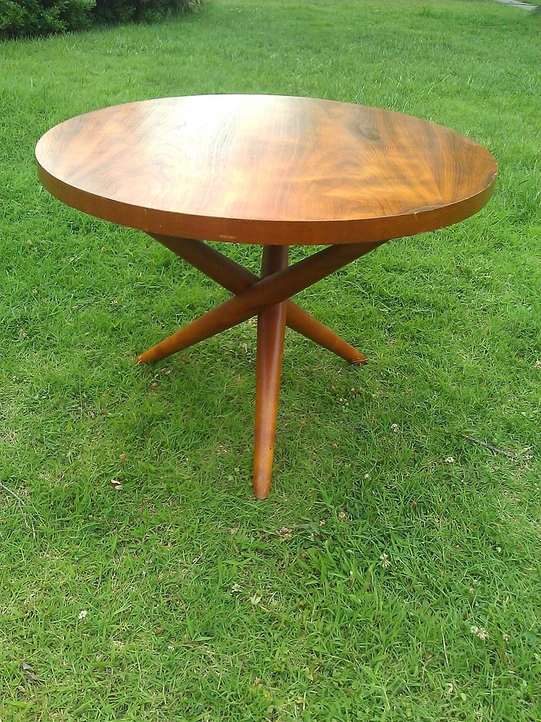 Widdicomb end table