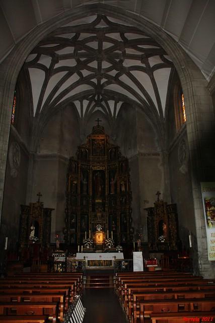 Iglesia de la Santisima Trinida en ORENSE