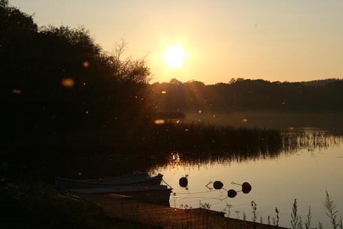 autumn sunset lake fall water skåne sweden sverige vatten höst scania solnedgång sjö hässleholm tjörnarp tjörnarpssjön laketjörnarp