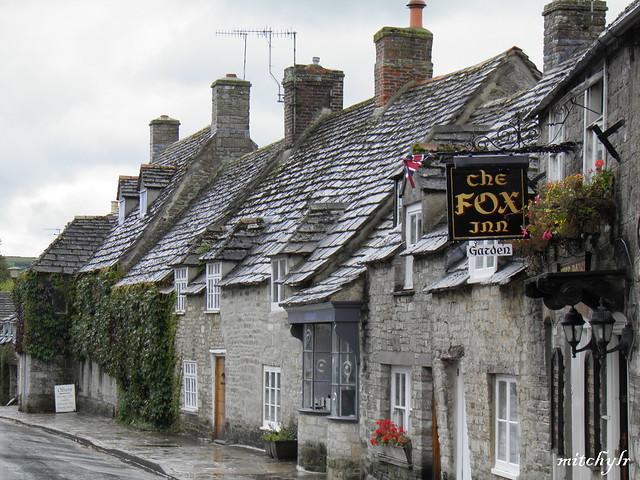 Street In Corfe