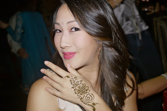 Yelp Goes Bollywood Burlesque | Ginger 62