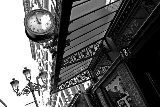 PhotoWalk calle Alfonso I