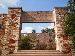 Recreation Building 2, Clairette, Texas