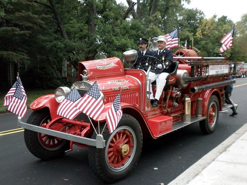 1925 Stutz Pumper, Harrington Park Fire Department, New Jersey by jag9889