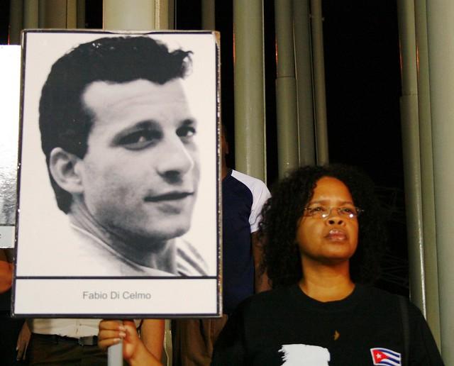 Fabio Di Celmo, otra víctima del terrorismo de Estado contra Cuba
