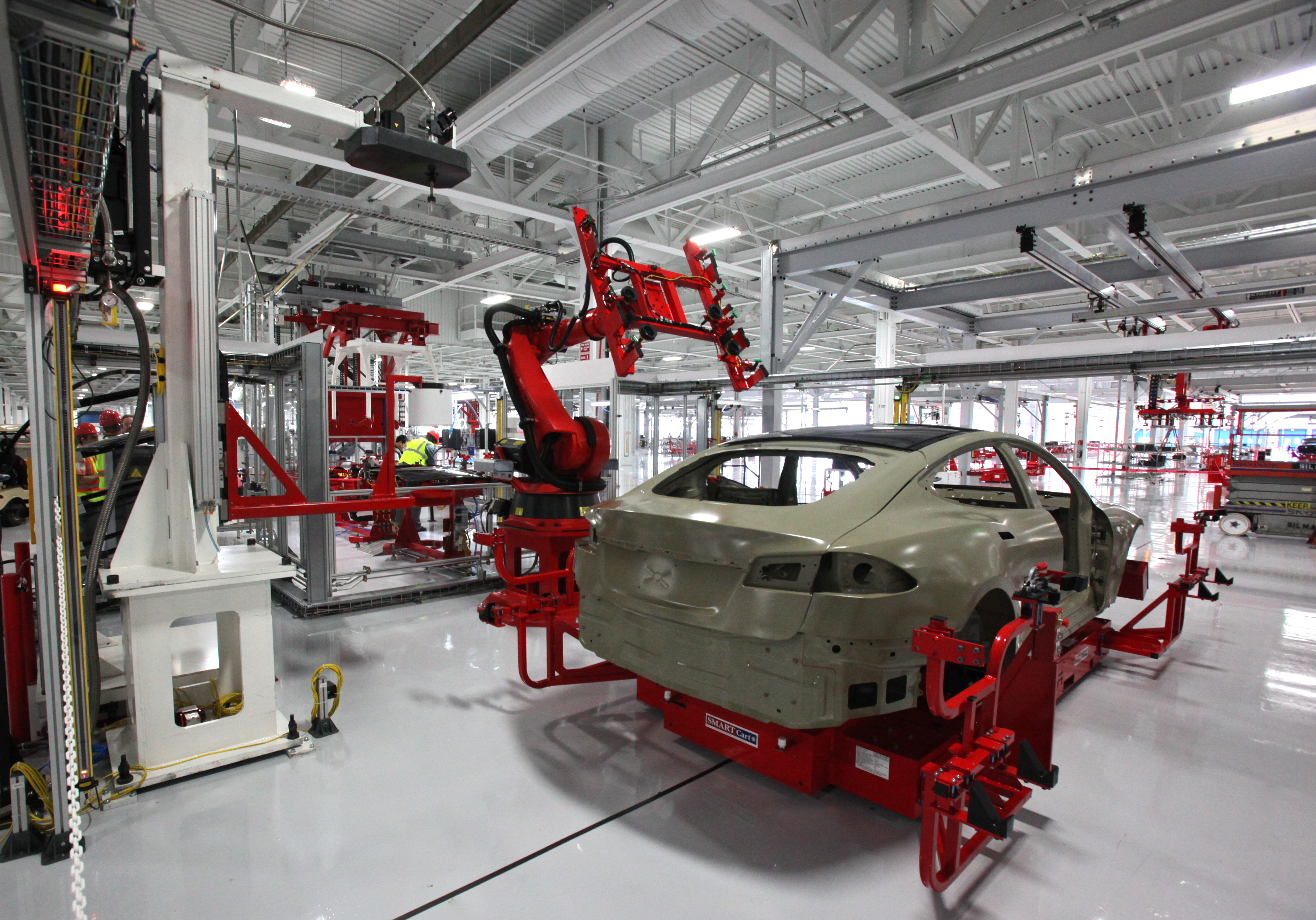 Tesla Just Skipped a Big Step to Make Sure the Model 3 is On Time ...