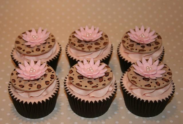 cupcakes pinterest leopards - photo #24