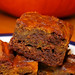 Chocolate-Pumpkin Swirl Brownies
