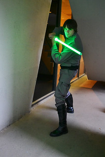 Nate as Jacen Solo