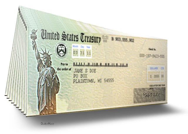 Us Treasury New York Tour