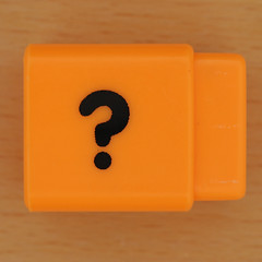 Pushfit cube question mark