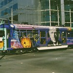 Melbourne Trams 1998