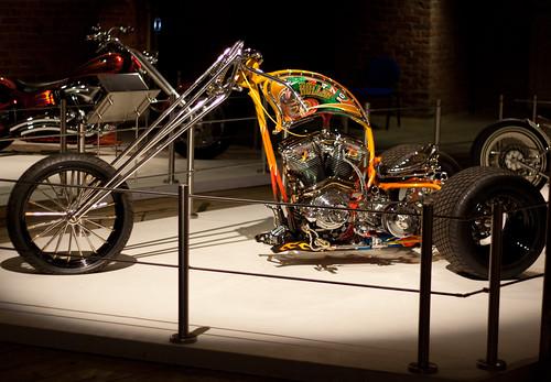Harley Davidson High Roller