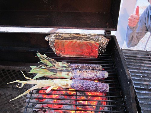 blue corn, wood fire IMG_7743