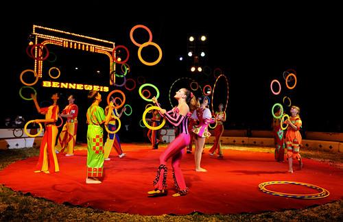 Circus Benneweis, Denmark 2010