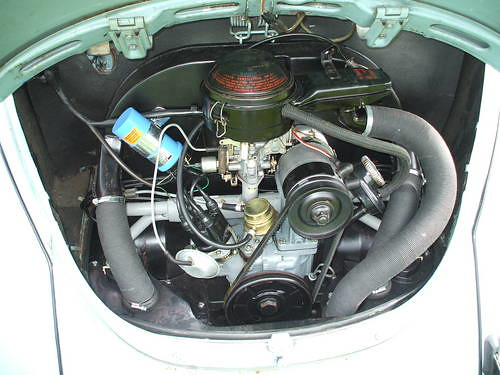 1972 volkswagen beetle engine carandclassic co uk. Black Bedroom Furniture Sets. Home Design Ideas