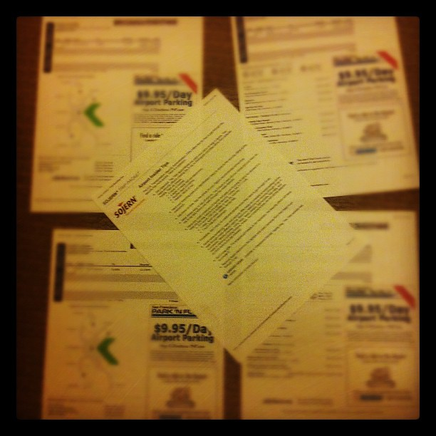Alaska Airlines Boarding Pass Nightmare Flickr Photo