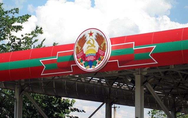 Moldovan - Transnistrian border