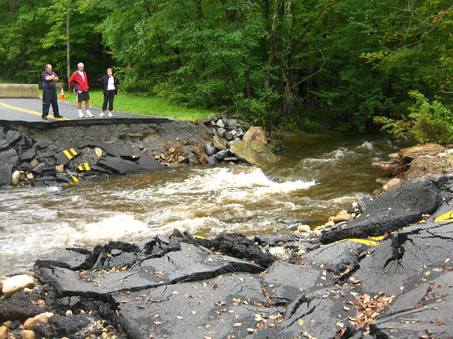 8-30-11 Tropical Storm Irene