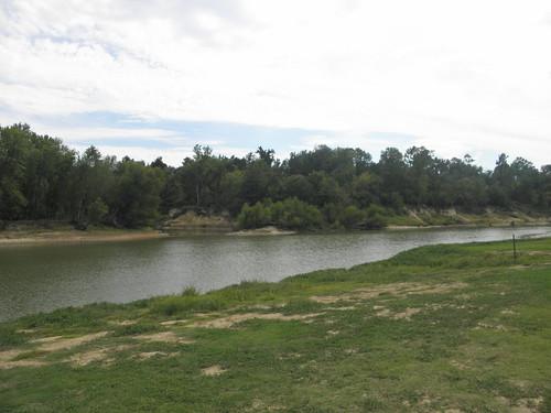 Ouachita River vista