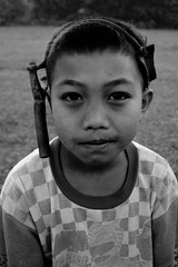 Boy in Laos