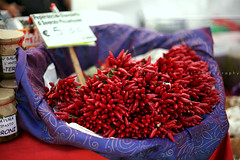 At the market: Red Hot Chili Peppers
