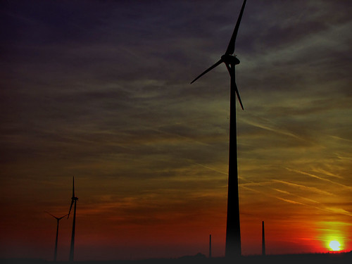 sunset sun windmill sunrise energy belgium brabant flanders vlaanderen diest webbekom