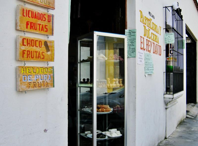 Pasteleria Y Panaderia El Rey David 2 Rworange Flickr