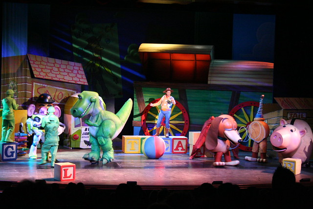 Toy Story The Musical : Toy story the musical flickr photo sharing