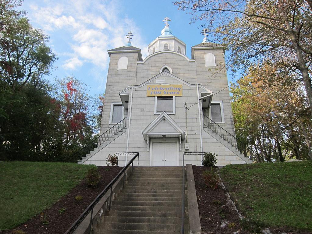 Iglesia de Centralia